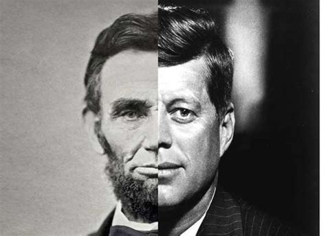 lincoln kennedy coincidences 7 freakiest historical coincidences onemorepost