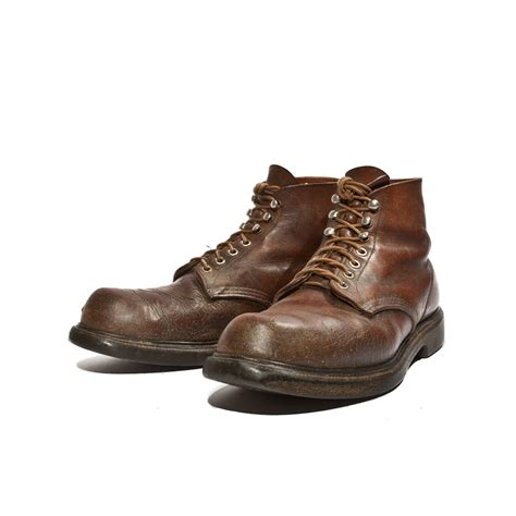 wings mens boots vintage wing boots distressed s lace up by