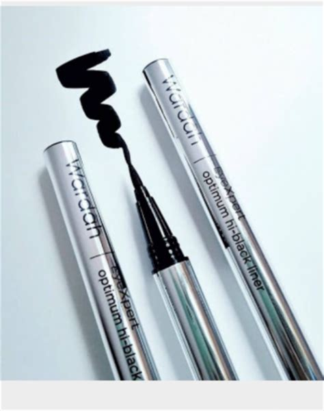 wardah eyexpert optimum hi black liner product