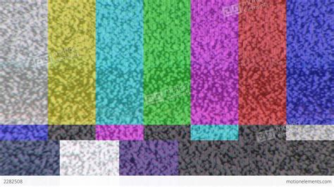 test pattern sound effect color bar test pattern stock video footage 2282508