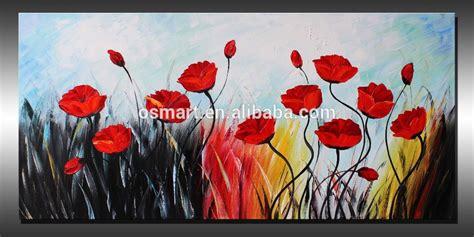 fiori da dipingere su tela coltello dipinti ad olio dipinto quadri di fiori di