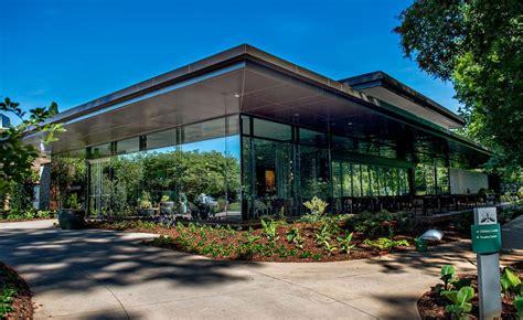 Atlanta Botanical Gardens Restaurant Atlanta Botanical Gardens Longleaf And Garden House Newcomb Boyd