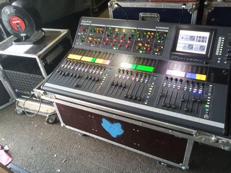 Mixer Allen Heath Ilive allen heath ilive t112 image 1405083 audiofanzine