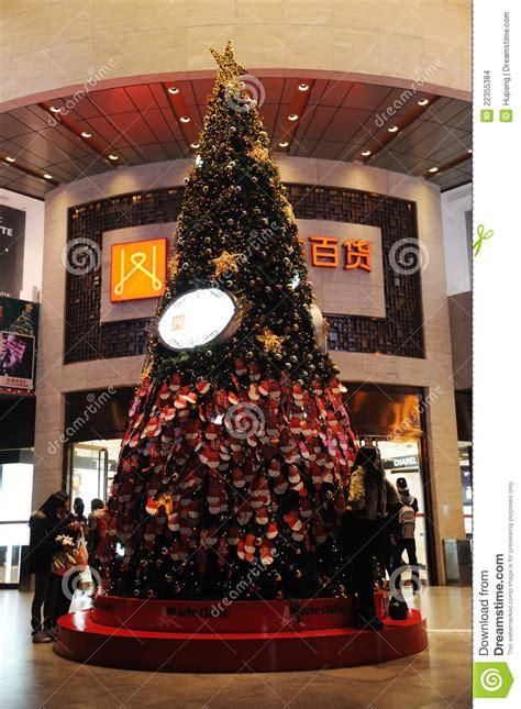 christmas tree editorial stock image image 22355384