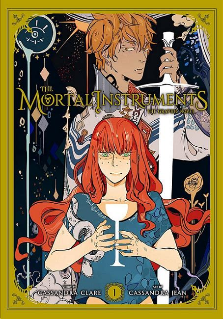preorder the mortal instruments the graphic novel vol