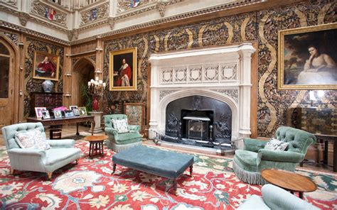 Does Home Interiors Still Exist behind the scenes secret s of downton abbey s highclere