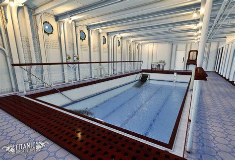 titanic first class titanic s first class swimming bath by