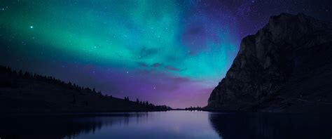 sukh e free wallpaper lake aurorae night nature wallpapers hd desktop and