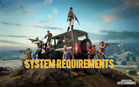 pubg system requirements pubg mobile system requirements for android and ios devices