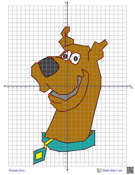 printable graphs math aids search results for scooby doo graphing worksheet