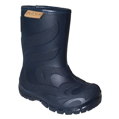 boot marine move move thermo boots marine warm lined lightweight