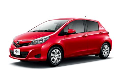 toyota car information toyota vitz car technical data car specifications