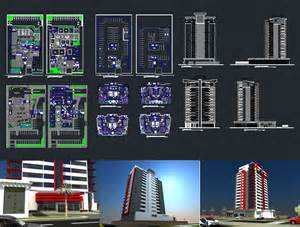 Free House Plans Software mixed use building dwg autocad projects projects dwg