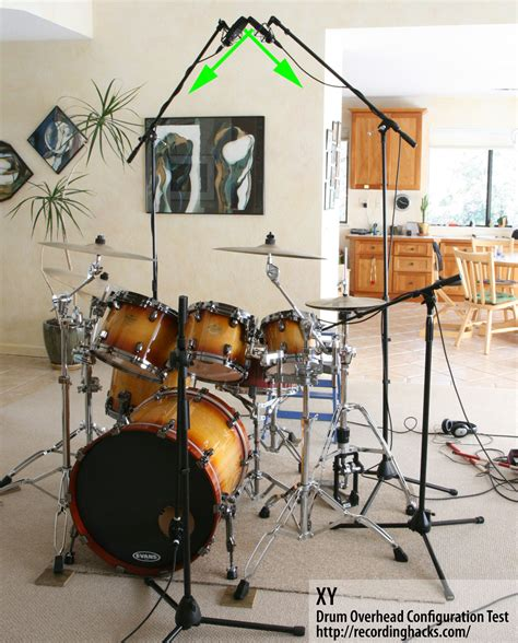 best room mics for drums comparing overhead drum miking techniques recording hacks