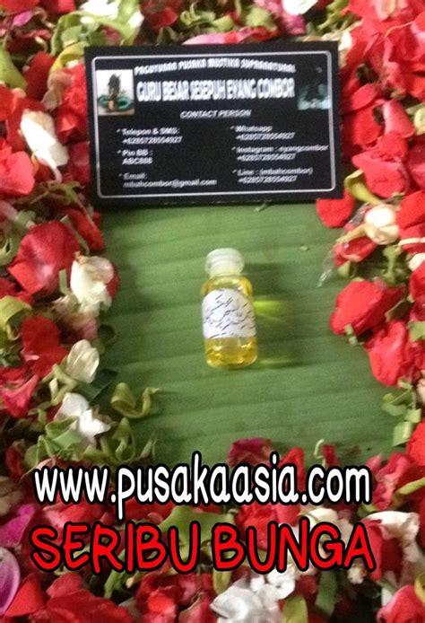 Minyak Seribu Bunga minyak seribu bunga paranormal indonesia