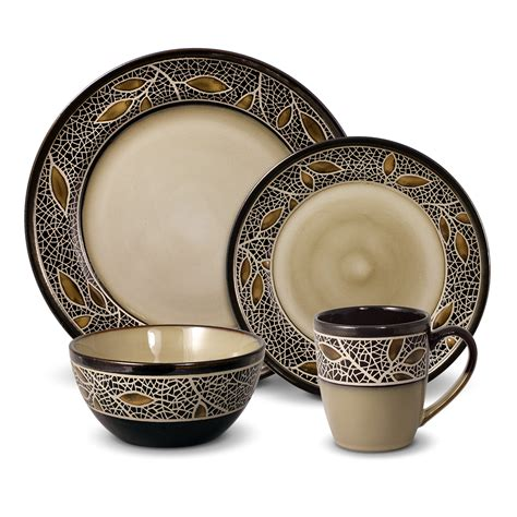 buy alexandria 16 dinnerware set at mikasa