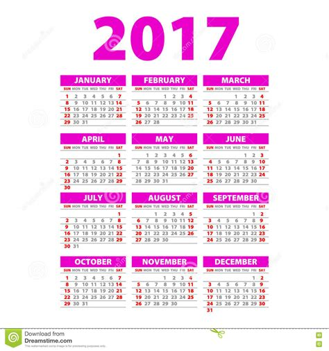 Whole Year Calendar 2017 Year Wall Planner Plan Out Your Whole Year With This 2017