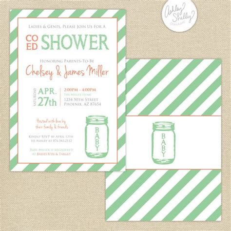 Co Ed Baby Shower by Discover And Save Creative Ideas