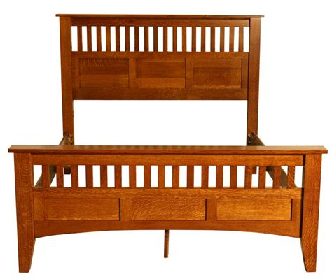 Mission Headboards by Mission Antique Bed Ohio Hardwood Furniture
