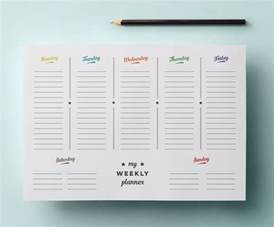 House Planer Cute Weekly Planner Free Printables Girls Wallpaper