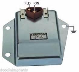 Dodge Voltage Regulator New Adjustable Hd External Voltage Regulator Chrysler