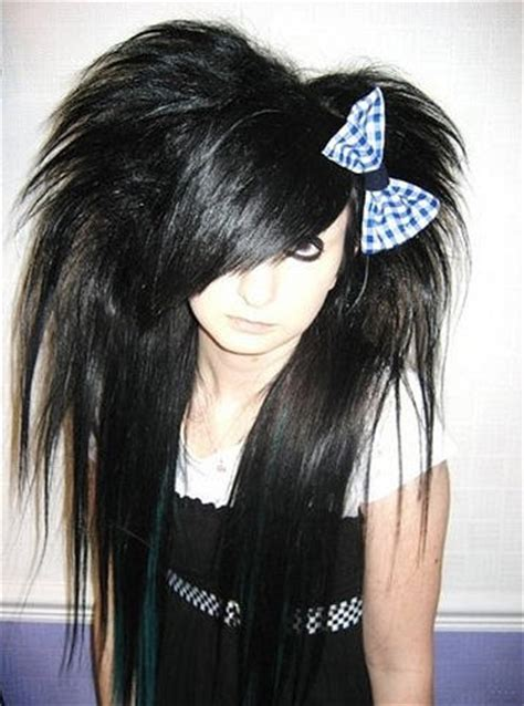 gothic hairstyles page