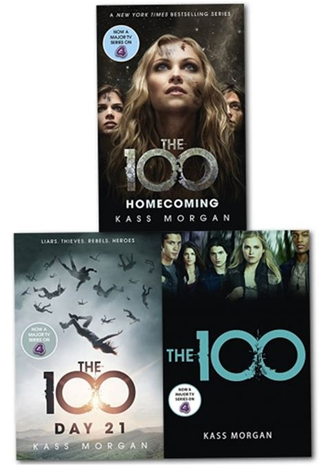 libro the 100 book one kass morgan 100 series 3 books collection set the 100 the 100 day 21 homecoming the 100