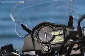 Suzuki V Strom 1000 Seat Height 2014 Suzuki V Strom 1000 Ride Review Gearopen
