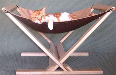 Chair Cat Hammock by Diy Cat Hammock Petdiys
