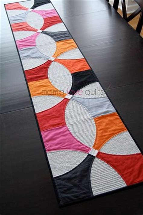 Patchwork Runner - best 25 modern table runners ideas on table