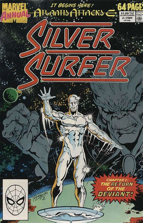 to ru vol 1 2 books silver surfer annual vol 1 2 marvel comics database