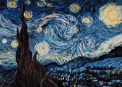 The Starry Night On Tumblr Click Starry Vincent