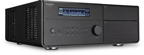 zalman hd500 series home theatre pc cases