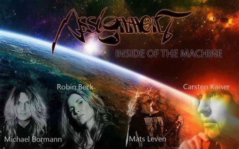 heavy paradise the paradise of melodic rock assignment about quot inside of the machine quot the