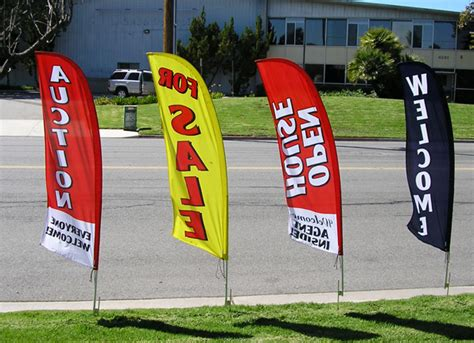 open house flags real estate flags open house for sale for rent