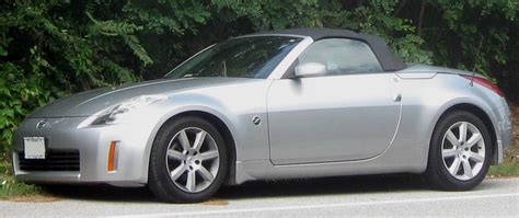 nissan 380z convertible nissan 350z