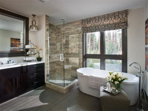 modern bathroom design ideas with pictures hgtv