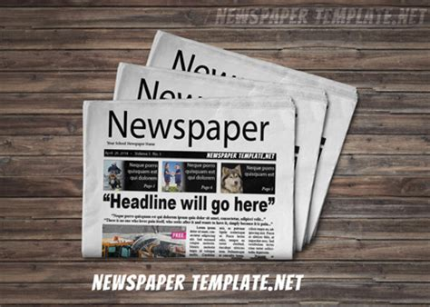 adobe indesign newspaper templates free newspaper template microsoft word newspaper templates for