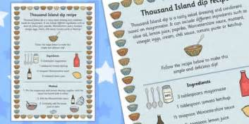 dip useful resources easy thousand island dip recipe thousand island recipe dip