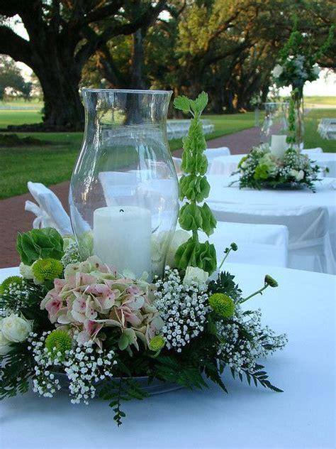 Hurricane Vase Centerpiece by 1000 Ideas About Hurricane Centerpiece On