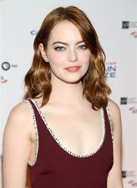Emma Stone's dance teacher inspired outfit|Lainey Gossip