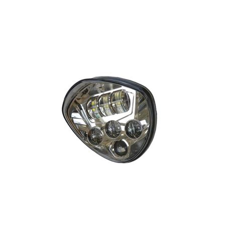Led Light Aa Cd1 Lxl281 led headlight kit chrome by victory 174 motorcycles 2011 victory cross country