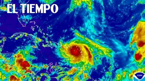 en el tiempo de 0786247592 puerto rico sufre los estragos del hurac 225 n mar 237 a el tiempo youtube