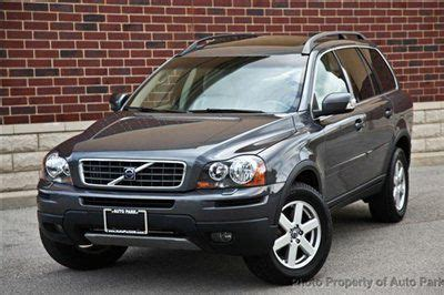 volvo xc90 cd changer purchase used 2007 volvo xc90 3 2 awd 3rd row