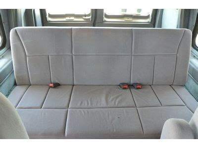 conversion van sofa bed buy used 2001 e 150 sherrod conversion van tv sofa bed