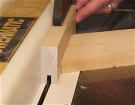 Making Tongue Amp Groove Joints Newwoodworker Com