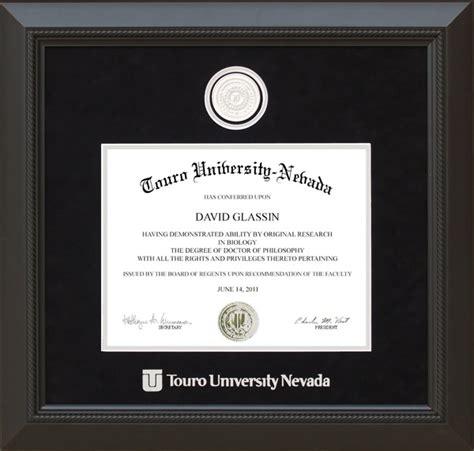 touro university designer diploma frame wordyisms touro university suede diploma frame wordyisms
