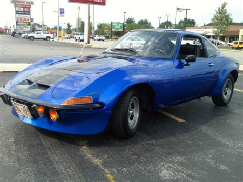 Opel Coupe by Opel Gt Coupe 1972 Classic Opel Gt 1972 For Sale