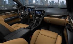 Cadillac Interior Car And Driver