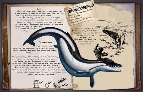 motorboat item id ark basilosaurus wiki ark